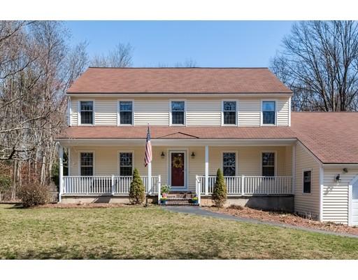 独户住宅 为 销售 在 8 Autumn Lane Chelmsford, 马萨诸塞州 01824 美国