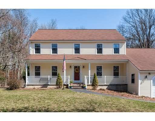 Single Family Home for Sale at 8 Autumn Lane Chelmsford, Massachusetts 01824 United States
