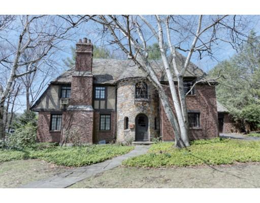 Maison unifamiliale pour l Vente à 3 Westwood Drive 3 Westwood Drive Worcester, Massachusetts 01609 États-Unis