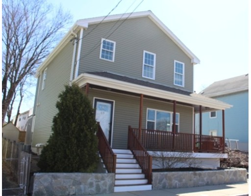 Single Family Home for Sale at 69 Fountain Street Medford, Massachusetts 02155 United States