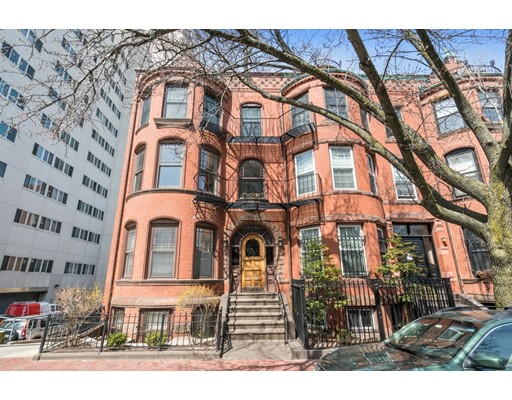 Additional photo for property listing at 203 Saint Botolph  Boston, Massachusetts 02115 United States