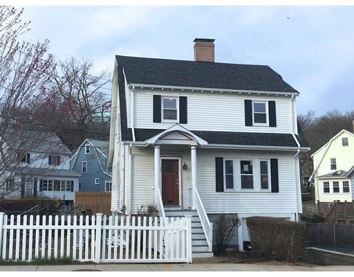 Single Family Home for Sale at 529 summer Street Arlington, Massachusetts 02474 United States