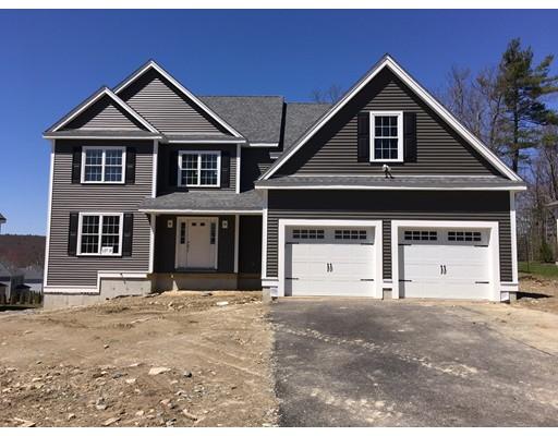 Частный односемейный дом для того Продажа на 38 Jordan Road Holden, Массачусетс 01520 Соединенные Штаты