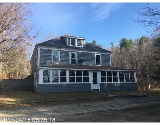 Single Family Home for Sale at 16 Old County Road Ashburnham, Massachusetts 01430 United States
