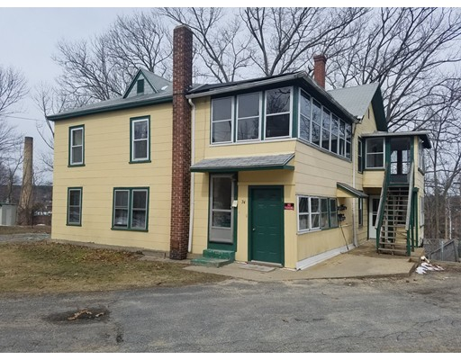 Multi-Family Home for Sale at 74 Concord Street Athol, Massachusetts 01331 United States
