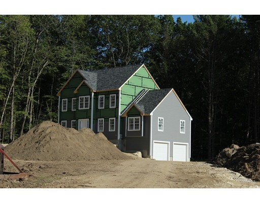 Single Family Home for Sale at 75 Meadow Road - Lot 1 Townsend, Massachusetts 01469 United States