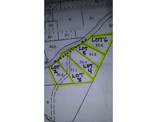 Terreno por un Venta en Reservation Road Easthampton, Massachusetts 01027 Estados Unidos