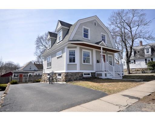 Частный односемейный дом для того Продажа на 13 Roosevelt Street Maynard, Массачусетс 01754 Соединенные Штаты