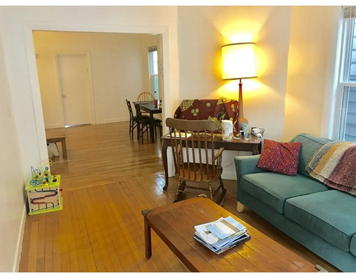 Single Family Home for Rent at 23 Marcella Street Cambridge, Massachusetts 02141 United States