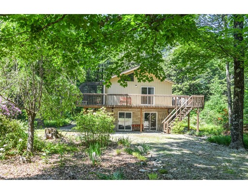 Single Family Home for Sale at 57 E Otter Drive 57 E Otter Drive Tolland, Massachusetts 01034 United States