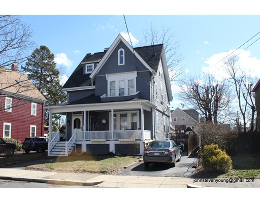 Single Family Home for Rent at 140 Cottage Park Road Winthrop, Massachusetts 02152 United States