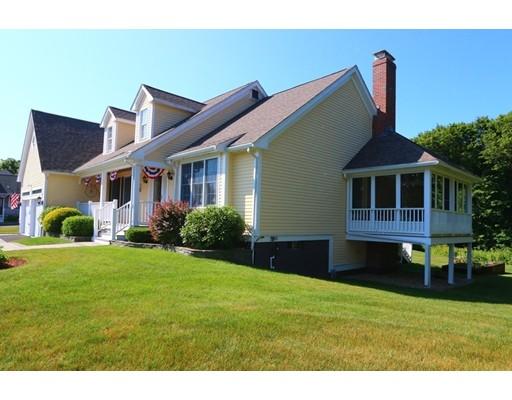 Casa Unifamiliar por un Venta en 5 Hillside Drive Georgetown, Massachusetts 01833 Estados Unidos