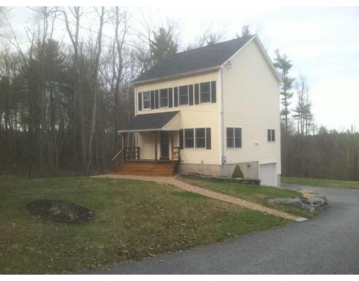 独户住宅 为 销售 在 297 Sheldon Road Barre, 马萨诸塞州 01005 美国