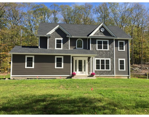 Single Family Home for Sale at 276 Mountain Road Hampden, Massachusetts 01036 United States