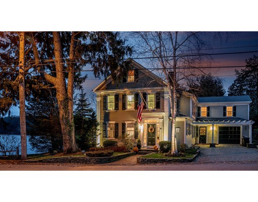 Single Family Home for Sale at 483 Main Street Amesbury, Massachusetts 01913 United States