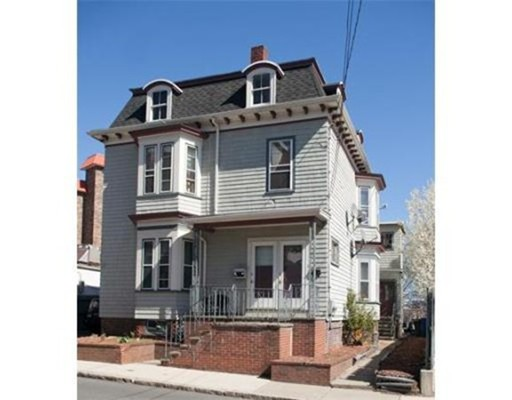 Single Family Home for Rent at 6 Hamlet Street Somerville, 02143 United States