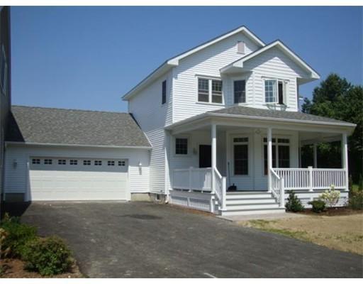 共管式独立产权公寓 为 销售 在 31 Elm Street Hatfield, 01038 美国