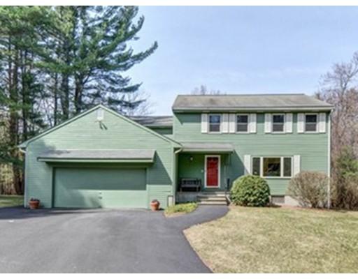Single Family Home for Sale at 3 Seneca Court Acton, Massachusetts 01720 United States