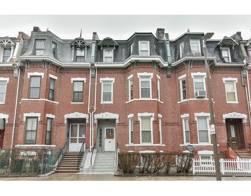 Multi-Family Home for Sale at 39 Dale Street Boston, Massachusetts 02119 United States