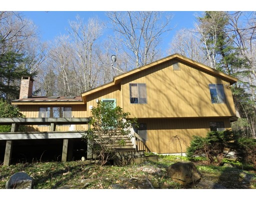 Single Family Home for Sale at 334 Lakeshore Drive 334 Lakeshore Drive Sandisfield, Massachusetts 01255 United States