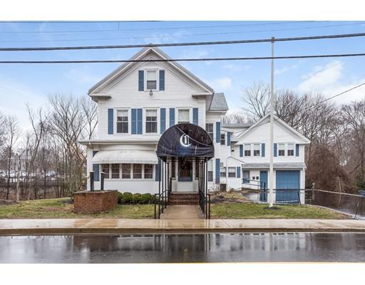 Single Family Home for Sale at 38 Center Street Easton, Massachusetts 02356 United States