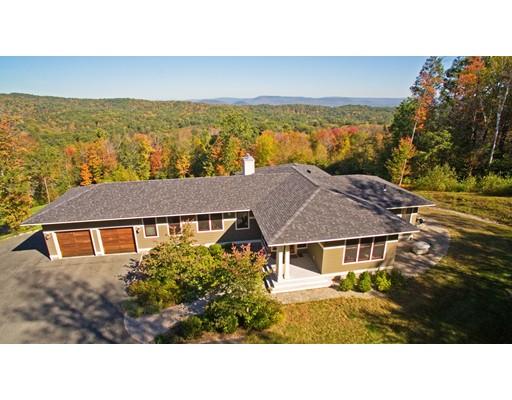 Частный односемейный дом для того Продажа на 103 Webber Road 103 Webber Road Whately, Массачусетс 01093 Соединенные Штаты