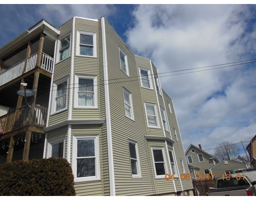 Multi-Family Home for Sale at 27 Tracy Avenue Lynn, Massachusetts 10902 United States