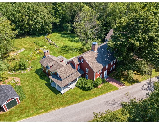 Single Family Home for Sale at 1019 North Road Carlisle, Massachusetts 01741 United States