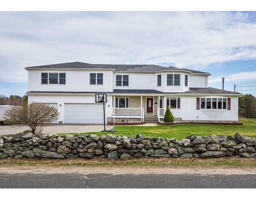 Casa Unifamiliar por un Venta en 299 Turkey Hill Road Belchertown, Massachusetts 01007 Estados Unidos