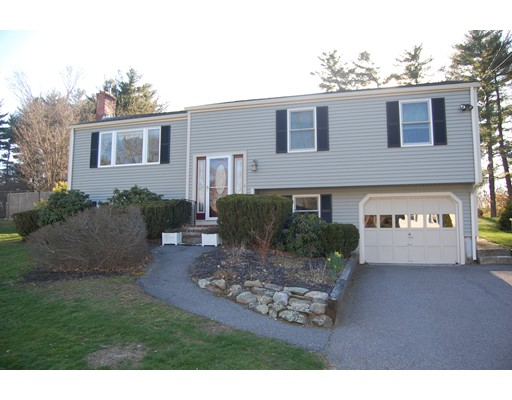 Частный односемейный дом для того Аренда на 44 Marilyn Street Holliston, Массачусетс 01746 Соединенные Штаты