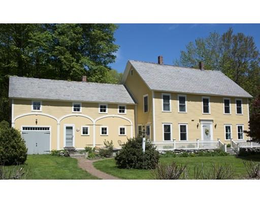 Частный односемейный дом для того Продажа на 39 LAUREL MOUNTAIN 39 LAUREL MOUNTAIN Whately, Массачусетс 01093 Соединенные Штаты