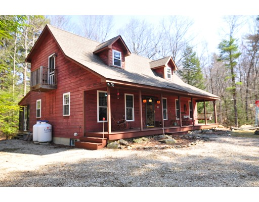 Single Family Home for Sale at 45 Sir Walter Road Becket, Massachusetts 01223 United States