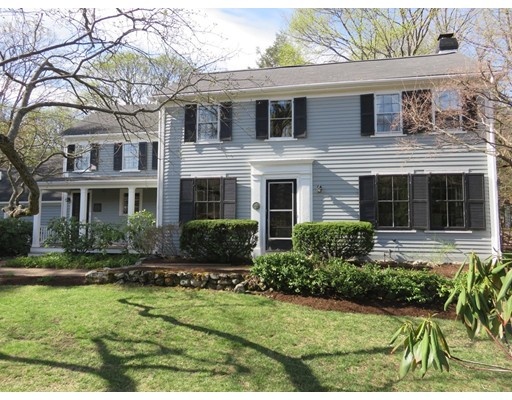 228 Boston Post Rd, Weston, MA 02493