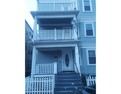 Single Family Home for Rent at 7 Sumner Park Boston, Massachusetts 02125 United States