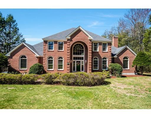 Maison unifamiliale pour l Vente à 39 Steele Lane Boxborough, Massachusetts 01719 États-Unis