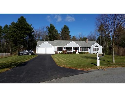 Single Family Home for Sale at 76 Foster Court Gardner, Massachusetts 01440 United States