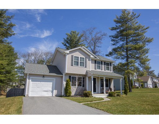 Single Family Home for Sale at 80 Scenic Way Exeter, Rhode Island 02822 United States