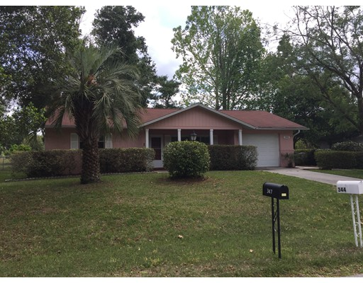 Single Family Home for Sale at 344 W. Sugarmaple Lane Beverly Hills, Florida 34465 United States
