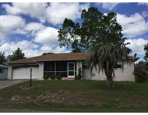 Частный односемейный дом для того Продажа на 3748 N. Tamarisk Avenue Beverly Hills, Флорида 34465 Соединенные Штаты