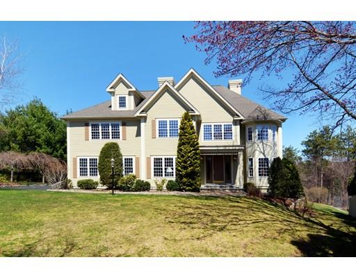 Casa Unifamiliar por un Venta en 13 Joslin Lane Southborough, Massachusetts 01772 Estados Unidos