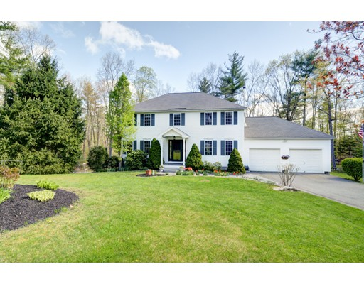 Single Family Home for Sale at 13 Andrea Terrace Shirley, Massachusetts 01464 United States