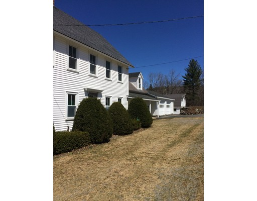 Single Family Home for Sale at 100 Leshure Road Rowe, Massachusetts 01367 United States