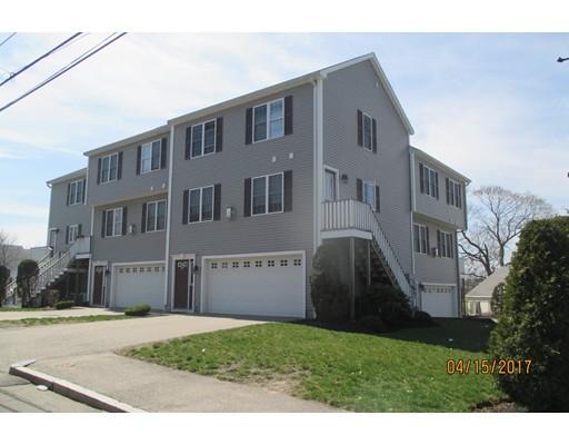 独户住宅 为 出租 在 50 Mill Street 昆西, 02169 美国