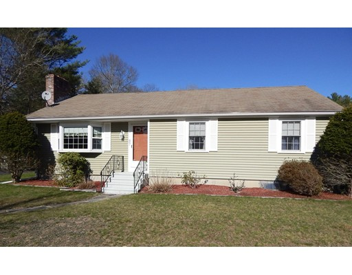 Single Family Home for Sale at 27 Elm Street Halifax, Massachusetts 02338 United States