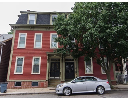 Multi-Family Home for Sale at 133 Otis Cambridge, Massachusetts 02141 United States