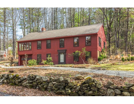 109 Tuttle Lane, Stow, MA 01775