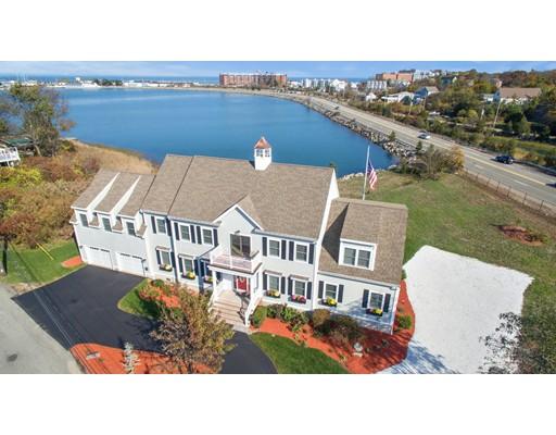 Maison unifamiliale pour l Vente à 52 Salisbury Street Hull, Massachusetts 02045 États-Unis