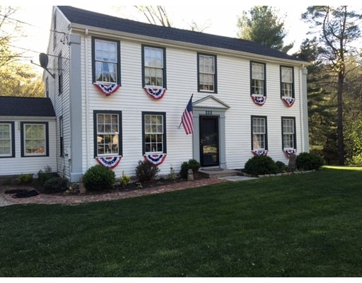 225 Hudson Road, Stow, MA 01775