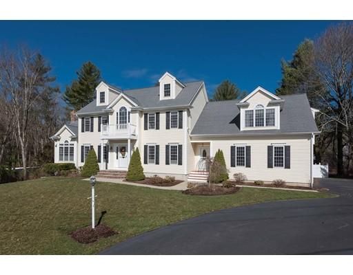 独户住宅 为 销售 在 67 Elm Street Hanover, 02339 美国