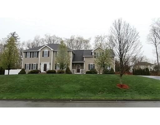 Частный односемейный дом для того Продажа на 40 Blair Drive Holden, Массачусетс 01520 Соединенные Штаты